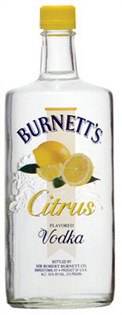 Burnett's Vodka Citrus 1.00l